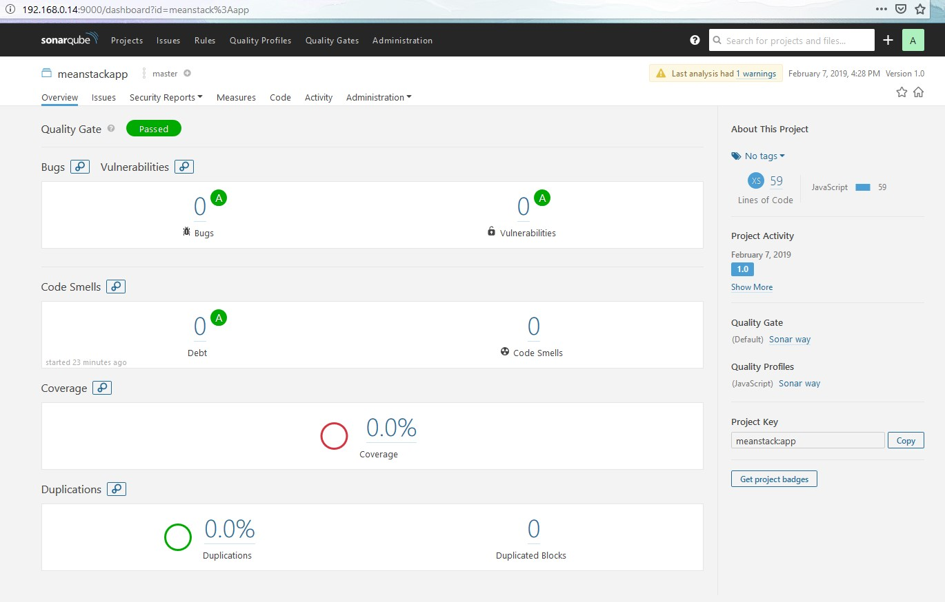 Integrating SonarQube with Jenkins - Code Babel