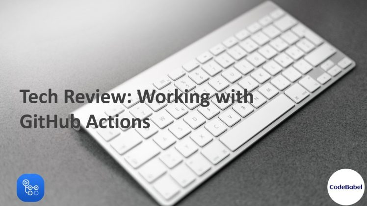 Working with GitHub Actions